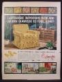 Magazine Ad For Customagic Furniture Slipcovers, Slip Cover, 1956