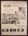 Magazine Ad For Vornado Air Circulator Fan, 1948