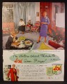 Magazine Ad For S&H Green Stamps, I'm Dollars Ahead, Mrs John C Taylor, Portland Oregon, 1960