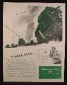 Magazine Ad For Dominion Rubber Company, Tank Talk, WWII Tanks, 1944