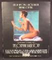 Magazine Ad For HBO TV Show, The Josephine Baker Story, Lynn Whitfield, 1991