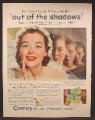 Magazine Ad For Camay Soap, Beauty Bath Size Cake, Out Of The Shadows, 1952