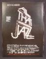 Magazine Ad For All That Jazz Movie, Roy Scheider, Bob Fosse, Jessica Lange, Ben Vereen, 1980