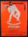 Magazine Ad For Cheech & Chong's Nice Dreams Movie, Cheech Marin, Thomas Chong, 1981