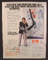 Magazine Ad For Budweiser Beer, Buy Painting, Send Next Mike Eruzione To Next Olympics, 1981
