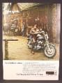 Magazine Ad For Harley Davidson FX-1200 Motorcycle, Harley-Davidson, FX1200, FX 1200, 1974