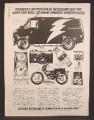 Magazine Ad For Pioneer Stereo Grammy Awards Sweepstakes, Bally Fireball Pinball, Van, 1977