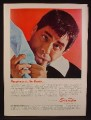Magazine Ad For Sands Resort, Las Vegas, Jerry Lewis With Goofy Face, Celebrity 1964