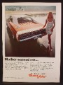 Magazine Ad For 1969 Dodge Charger RT Car, Rear & Side View, Mother Warned Me, 1968