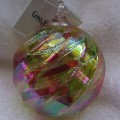 105L Autumn Twist glass eye studio classic round ornament1.jpeg