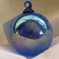 Cobalt Feather 123L Glass eye studios classic round ornament2.jpeg