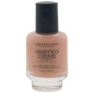 Makeup on Max Factor Whipped Creme Moisturizing Makeup 313 Creme Glow