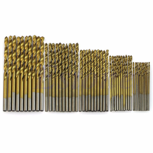 50 piece HSS drill set