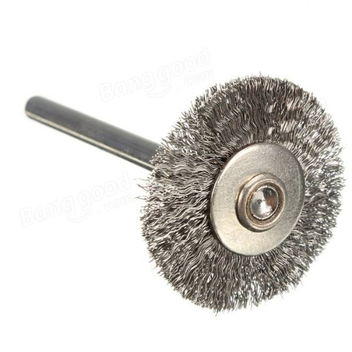 steel wire wheel brush drillbitsunlimited 2