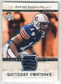 2005 UPPER DECK CARLOS ROGERS JERSEY CARD #SA-CR