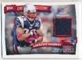 2010 TOPPS LAURENCE MARONEY JERSEY CARD #PPR-LM