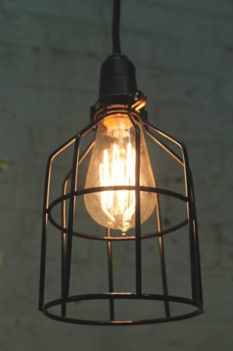 pendant light cage light black pendant light fixture