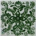 Mexican Tile Zacatecas
