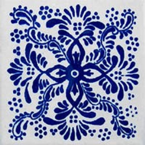 Mexican Tile Quot Chapala Quot Mexican Tiles 169 Kitchen Bath