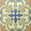 Handmade Relief Tile Carmina