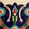 Handmade Relief Tiles Enrique