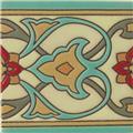 handcrafted relief tiles Eugenio
