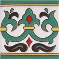 handmade relief tiles David