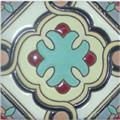 handcrafted relief tile Dania