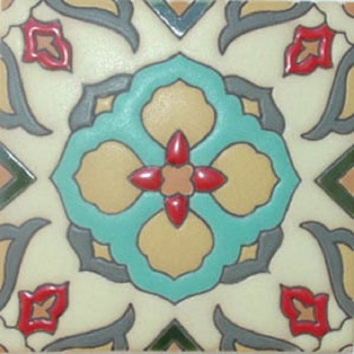 Hand Painted Kitchen Tiles: Mexican Tiles © Kitchen, Bath & Stairs
