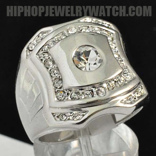 Hip Hop Jewelry Bling Bling Mens Rings Real Iced Out | LONG HAIRSTYLES