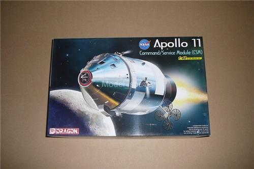 Dragon Models 1/48 Apollo 11, Command Service Module DML11007