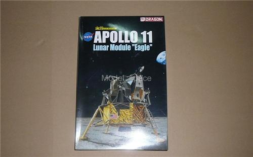 Dragon Models 1/48 Apollo 11 Lunar Module Eagle 11008 NIB