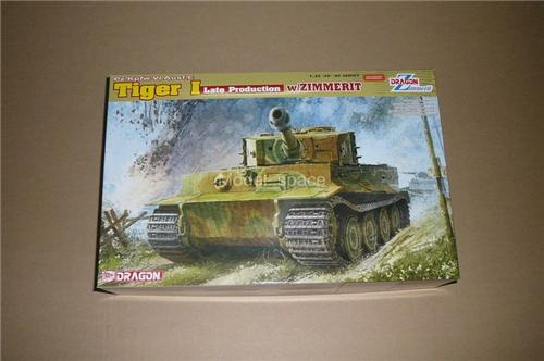 Dragon 1/35 6383 Pz.Kpfw.VI Ausf.E Tiger I Late
