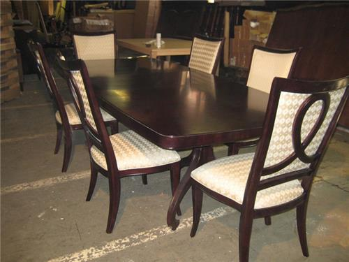 Thomasville Furniture Nocturne Double Pedestal Dining Table Erik 39 S Disc