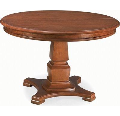 Thomasville Bridges 2 0 Round Dining Table Erik 39 S Discount Furniture