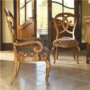 Thomasville Furniture Rivage Dining Chairs Set 6 - Erik\'s Discount ...
