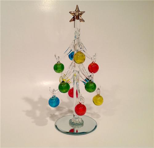 Best glass tabletop christmas tree tops for