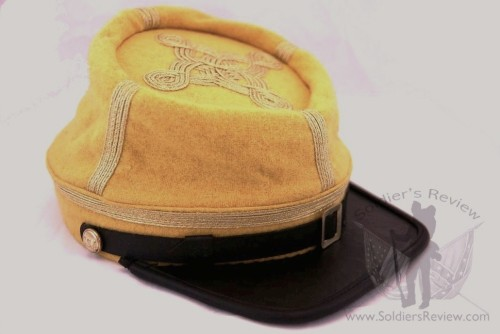 Civil War Union Cavalry Hat Civil War Yellow Cavalry
