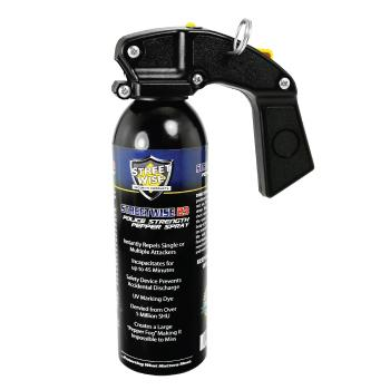 Streetwise 18 Pepper Spray Pistol Grip