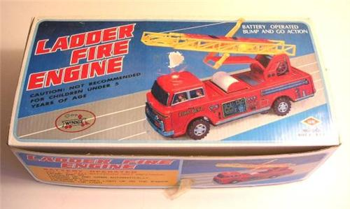 Emergency Vehicle Toys