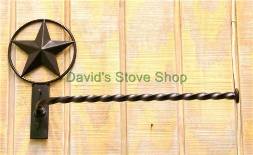 Rustic Ranch Western Kitchen Decor Texas Star Paper Towel Holder