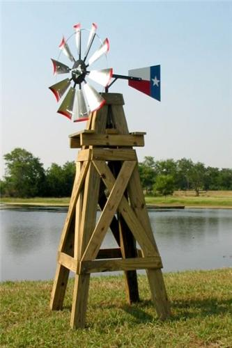 "30"" Head/Kit for 8' Decorative Windmill"