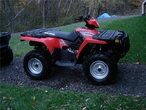 polaris sportsman 500 2005 pdf service manual download. Black Bedroom Furniture Sets. Home Design Ideas