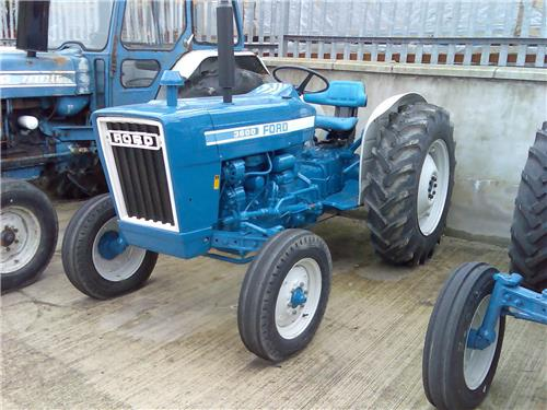 Ford 3600 Tractor Manual : Ford pdf service manual download repair manuals