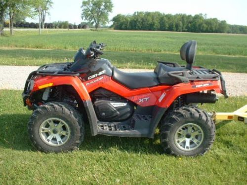 2007 Can Am Outlander 800 Service Manual