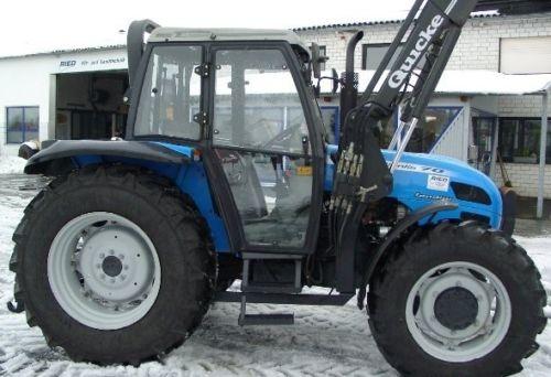 landini tractor service manual pdf