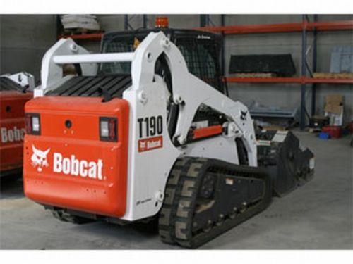 Bobcat T190 Service Manual Pdf