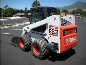 bobcat 863 service manual pdf