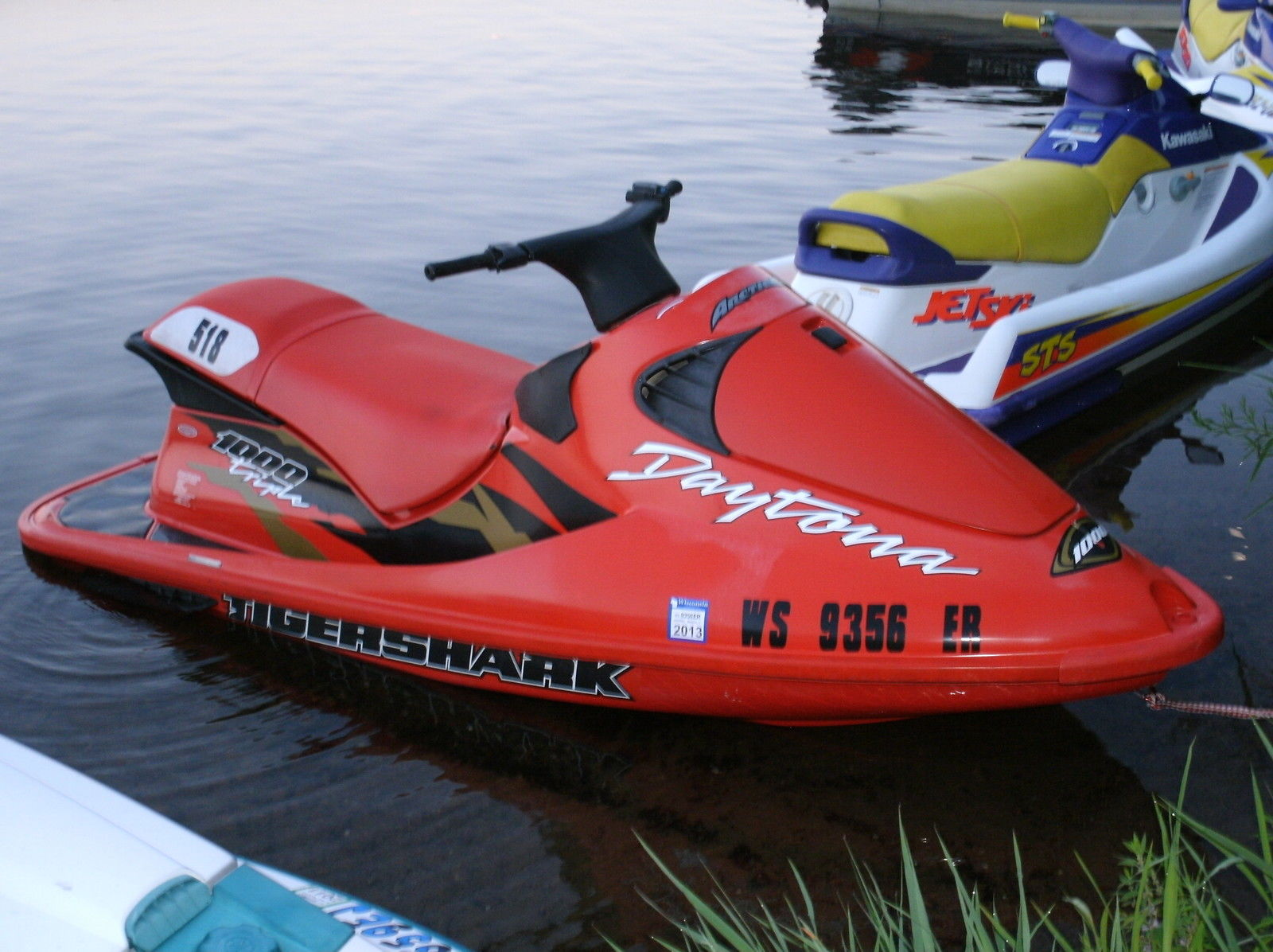 Arctic Cat Tigershark Daytona