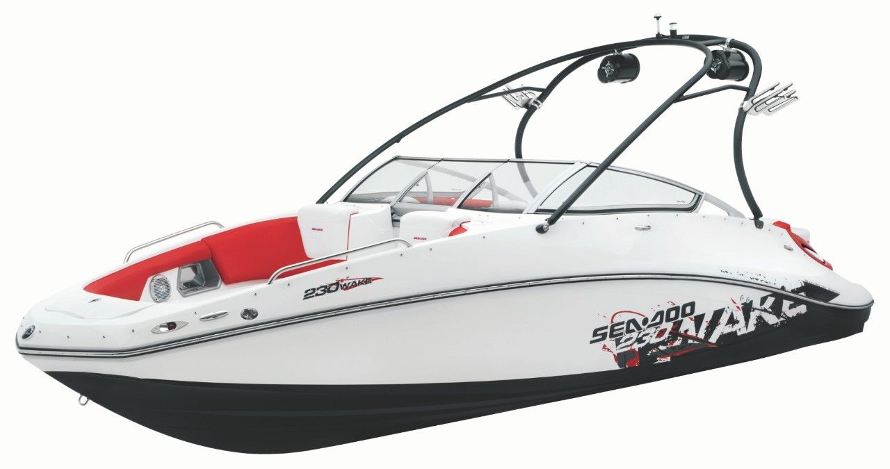 seadoo wake 230 2010 pdf boat service  shop manual download
